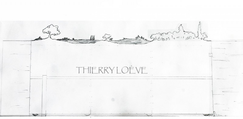 dessin du portail