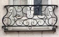 "Balcon du ""Temple du Goût"""